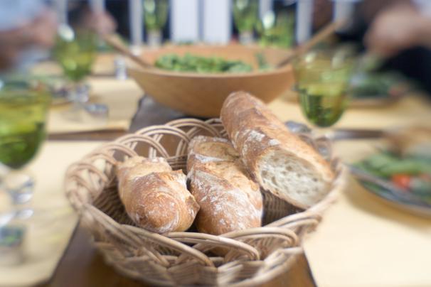 Italiensk mad og ferie